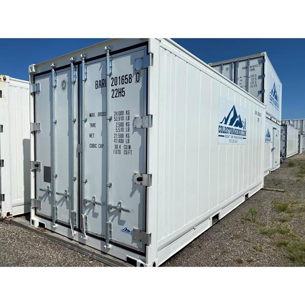 20' Refrigerated Container (Cooler #58)