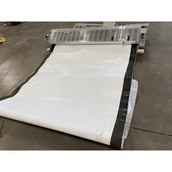 6' x 8' RollSeall High-Speed Roll-Up Cooler Door