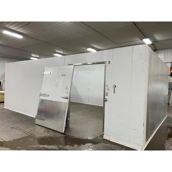 "15'6"" x 24'1"" x 8'6""H Tyler Walk-in Cooler or Freezer"