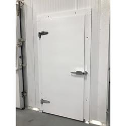 3\u0027x7\u0027H Swinging Cooler Door New View / Get Quote » ...  sc 1 st  Barr Refrigeration & Used Walk In Cooler Doors   Commercial Freezer Doors   Barr ...