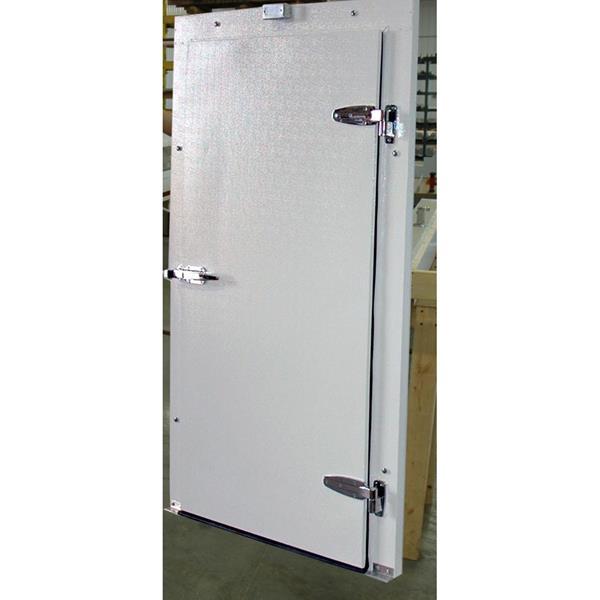 3 X5 8 Quot H Swinging Freezer Door Barr Commercial Refrigeration