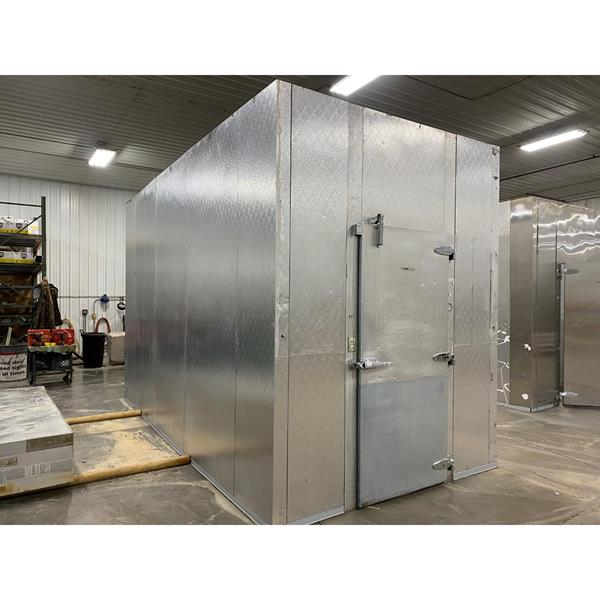 "8'x 16' x 10'4""H KPS Walk-in Cooler or Freezer"