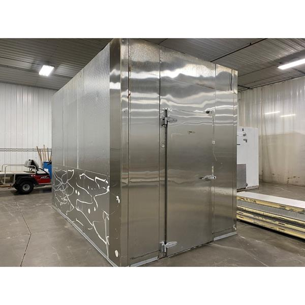 "8'x 14' x 10'4""H KPS Walk-in Cooler or Freezer"
