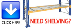 Shelving for your unit