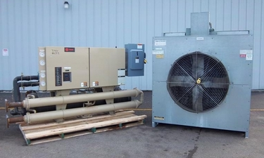 Used Trane chiller, great deal.