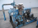 Howe belt driven compressor.