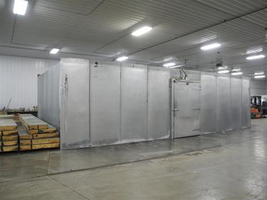Crown Walk In Cooler Barr Commercial Refrigeration
