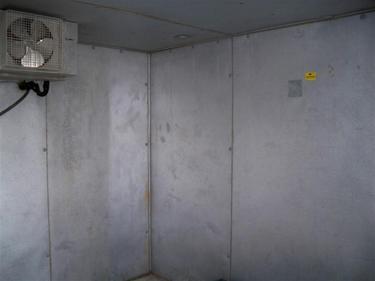 Leer 11 7 Quot X 11 7 Quot X 8 6 Quot H Outdoor Walk In Freezer Barr
